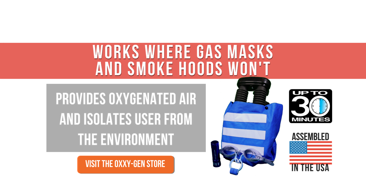 Better Than A Gas Mask